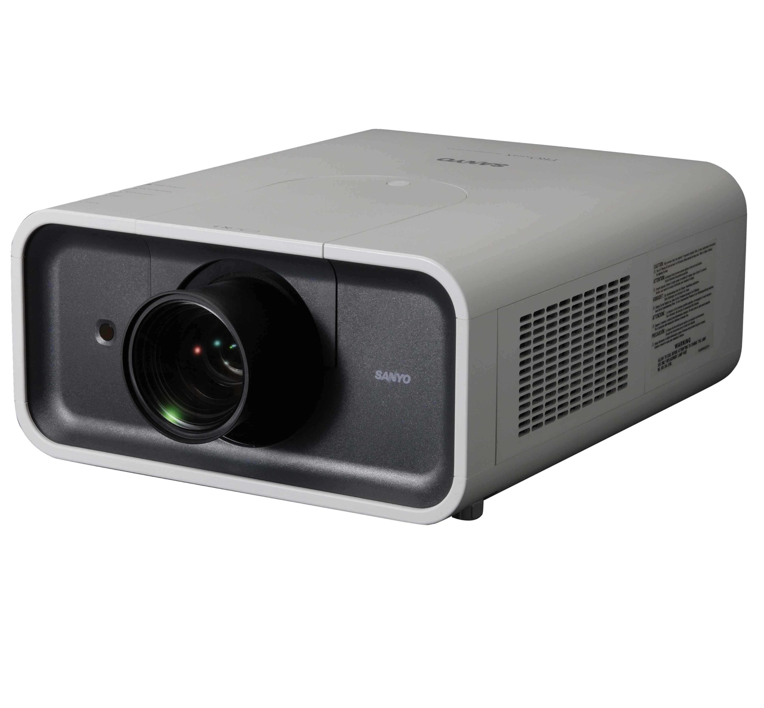 sanyo projector hire