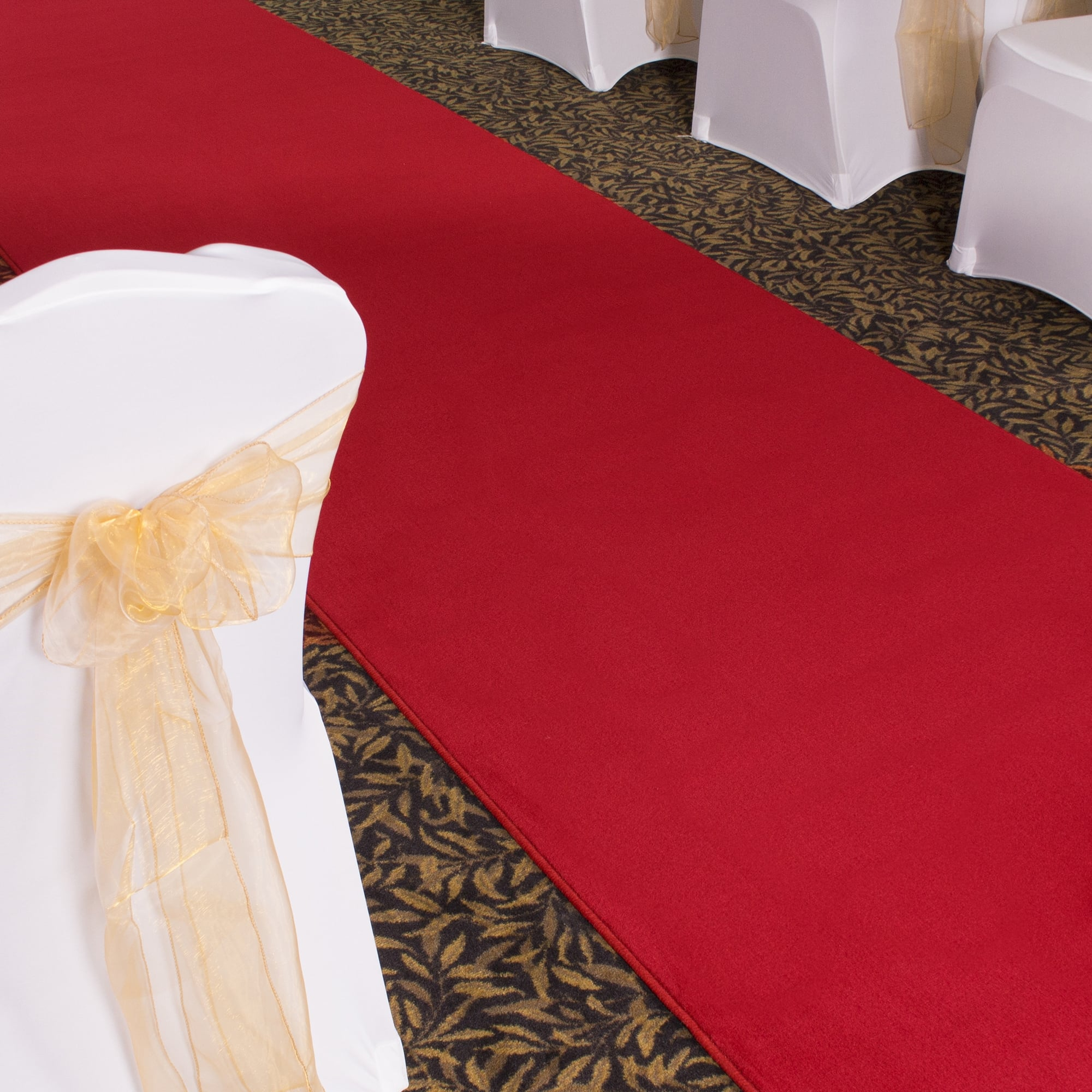 aisle runner red 2