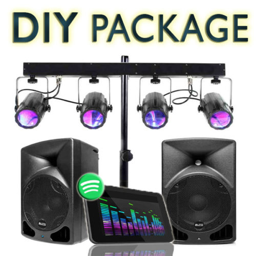 diy party package
