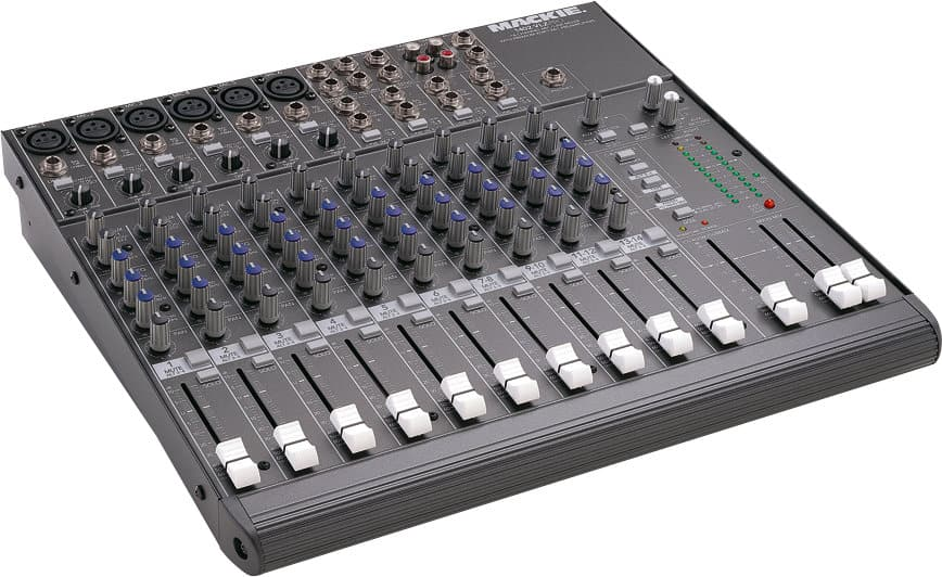 large mixing desk herts hire